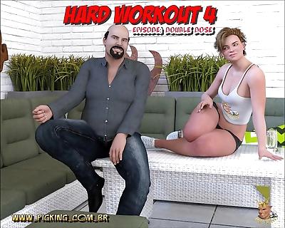 Pig King- Hard Workout 4..