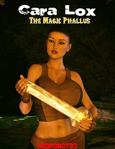 Cara Lox - Magic Phallus