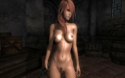 Final Fantasy XIII Gallery -..