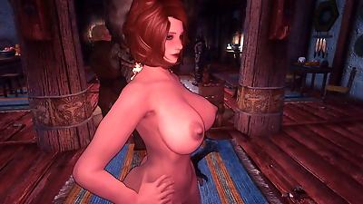 Skyrim screenshot 19 MaengJa