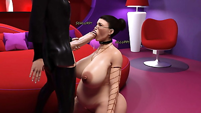 Futa Breeding Slave serge3dx
