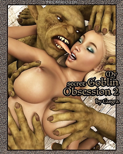 Casgra - MY SECRET GOBLIN OBSESSION - issue 2