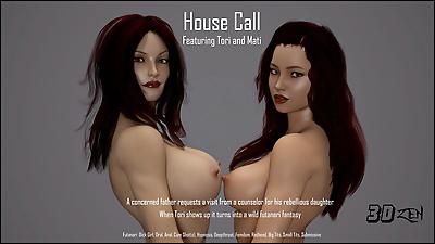 House Call 3dzen