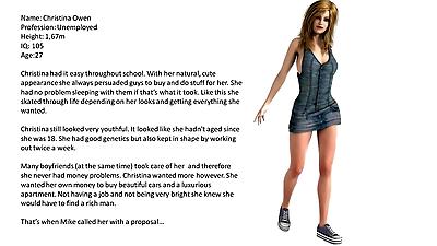 Doll Project 7 Christina..