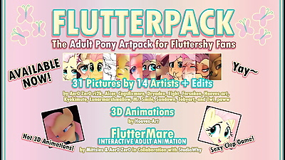 Various FlutterPack Yay!..