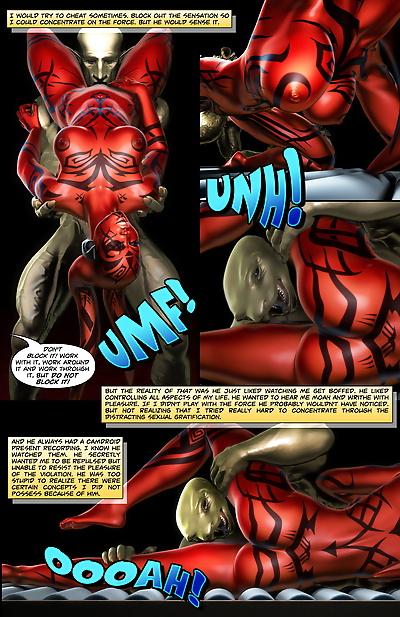 darthhell Talon X Star Wars..