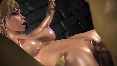 X3Z - Dungeon Origins II -..