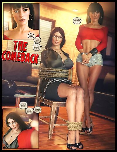 Carey Carter: The Comeback