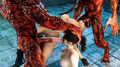 3DZen Residential Evil XXX 4..