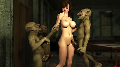 Casgra - When Goblins Take..