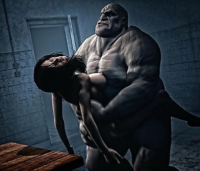Darkseid6911The Asylum 1 -..