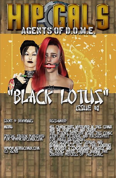 Mitru Black Lotus 1-6