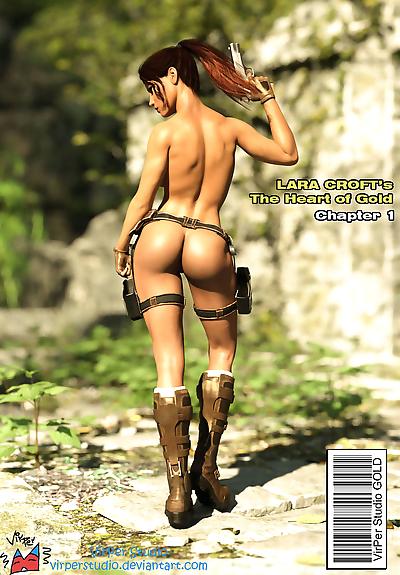 Lara Crofts The Heart of..