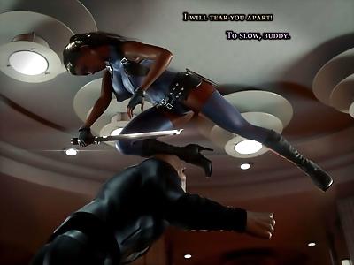 Demon Hunter Diana Chapter 2