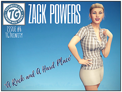 Zack Powers Issue 1-14 -..