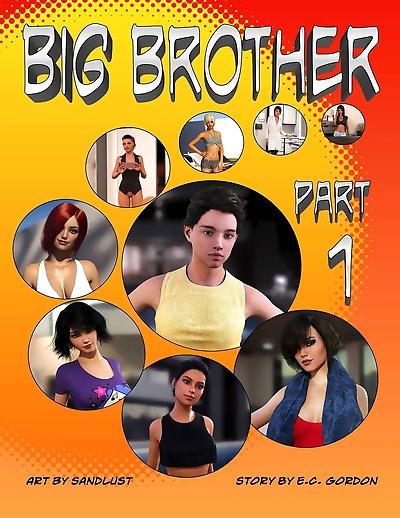 Sandlust- Big Brother Part 1