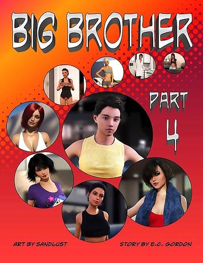 Sandlust- Big Brother Part 4