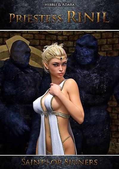 Hibbli3d- Priestess Rinil..