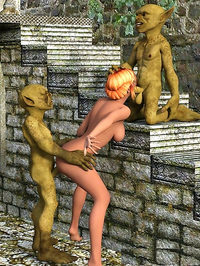 Sting3D- Wife for Goblins