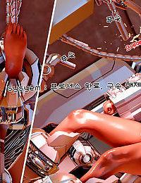 Masochist Bondage Torture 2 - 마조녀 구속 고문 2 - part 2