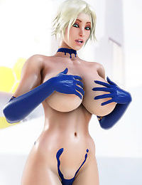 3DX Art + animations - part 4