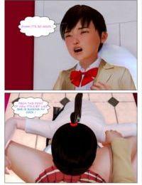 Body Transfer Vol.3 Chapter 3 - part 7