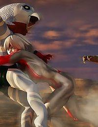 Best Ultrawoman CG gallery a - part 2