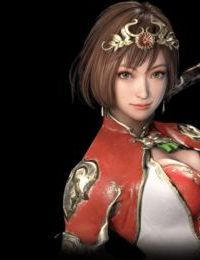 Dynasty Warriors 9 characters - part 2