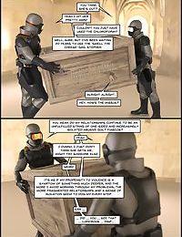 Sindy Anna Jones ~ The Lithium Comic. 03: Jack / Off - part 6