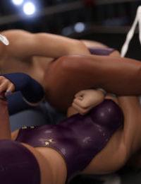 The F.U.T.A - Match 05 - Emiko vs Sexy Sky - part 3