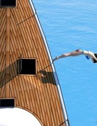 Senderland Studios- Sailing Disaster
