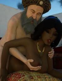 Zafo- Jasmine Arranged Marriage