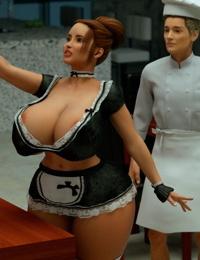 The Foxxx- Roxy Maid