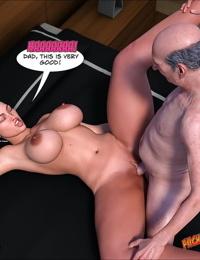 CrazyDad- Daddy Crazy Desire Part 5