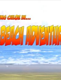 Key- Interracial Beach Adventure