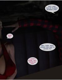 KaraComet- Using Black Magic for Revenge Issue 4