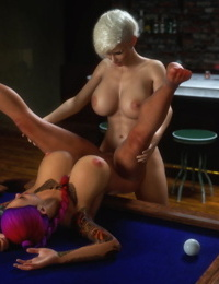 Cue Stick & Dick - part 2