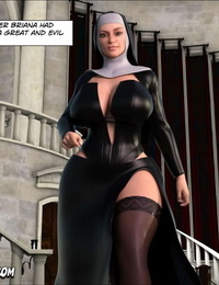 Crazy Dad 3D Evil Nun 2 English - part 2