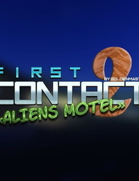 Goldenmaster First Contact 2 - Aliens Motel