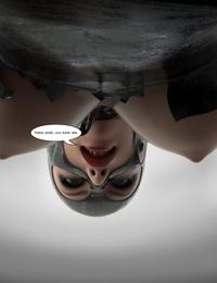 Lock-Master-Catwoman Captured 4 - part 2