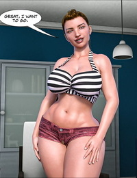 Crazy Dad 3D Father-in-Law at Home 15 English - part 5