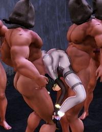 MP-7L Oppai Tights Bushou o Tsukamaeta zo! Fate/Grand Order - part 4