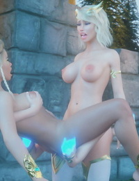 Lord Kvento Farinas Adventure - Lustful Hands - part 4