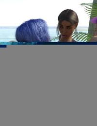 Chat Bleu Bitches On beach EP01 - part 5