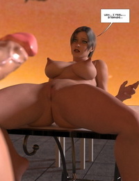 Hot Coffee: A Tantric Vengence Story - part 5