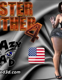 Crazy Dad Foster Mother 4