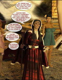 Karacomet Making a Coven - part 3