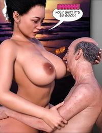 Crazy Dad 3D Daddy- Crazy Desire 5 English