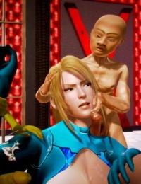 Tagosaku Never escape Samus Metroid - part 3