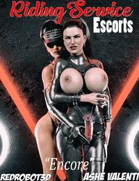 RedRobot3D – Riding Service Escorts Encore